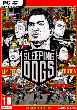 Sleeping Dogs: Limited Edition