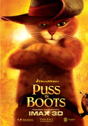 Кот в сапогах / Puss in Boots